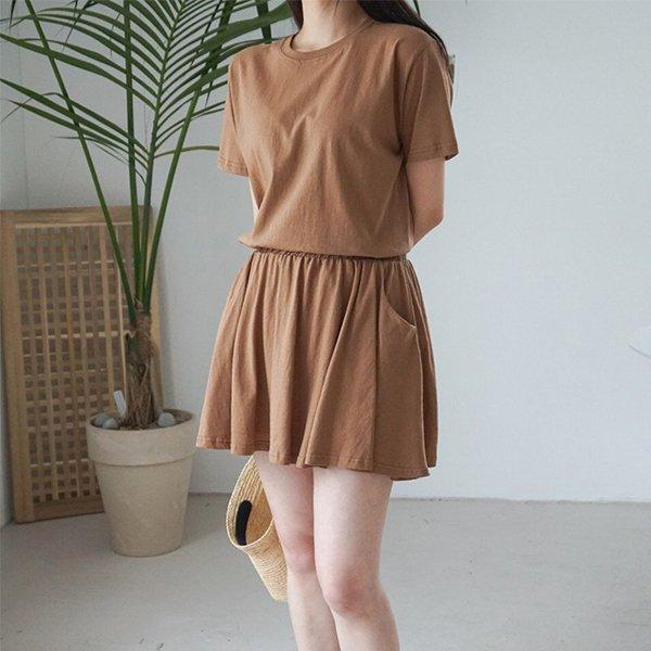 008 베이직무지티와바지 DEMA607 도매 배송대행 미시옷 임부복