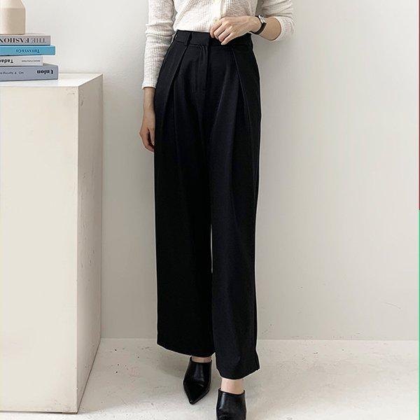 009 하이스타일블랙통팬츠 DCAB084 도매 배송대행 미시옷 임부복