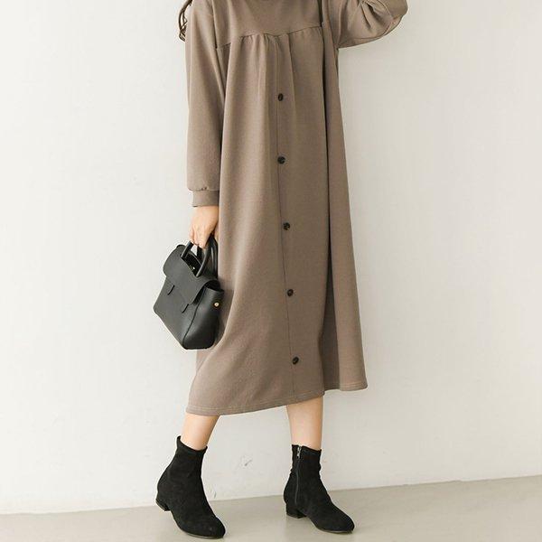 009 나들이셔링스판원피스 DSOB090 도매 배송대행 미시옷 임부복