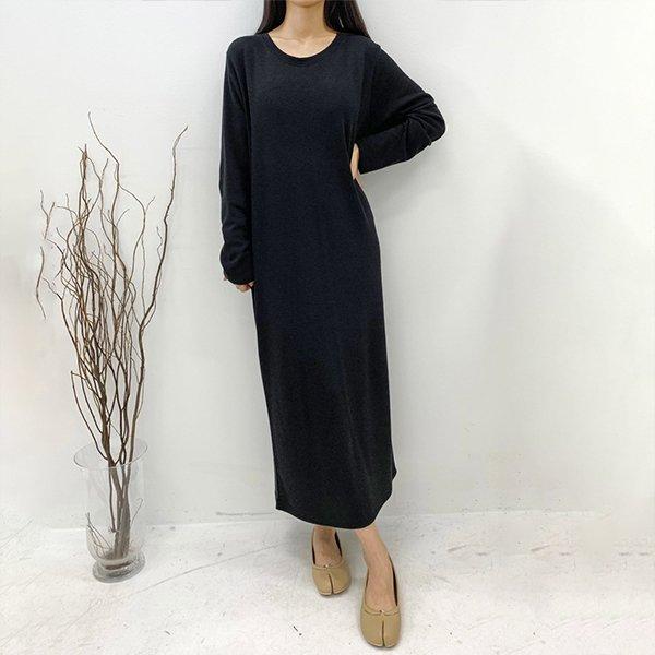 011 내추럴라운드롱원피스 DBEC013 도매 배송대행 미시옷 임부복