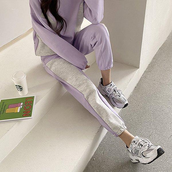 011 은은기모트레이닝세트 DPOC029 도매 배송대행 미시옷 임부복