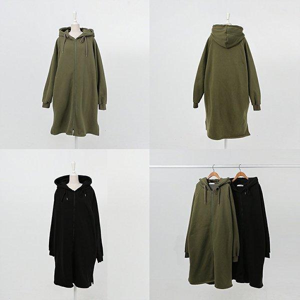 011 포근스트링빅후드집업 DWBC037 도매 배송대행 미시옷 임부복