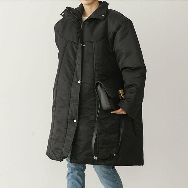 011 고급스러운패딩사파리 DTMC057 도매 배송대행 미시옷 임부복