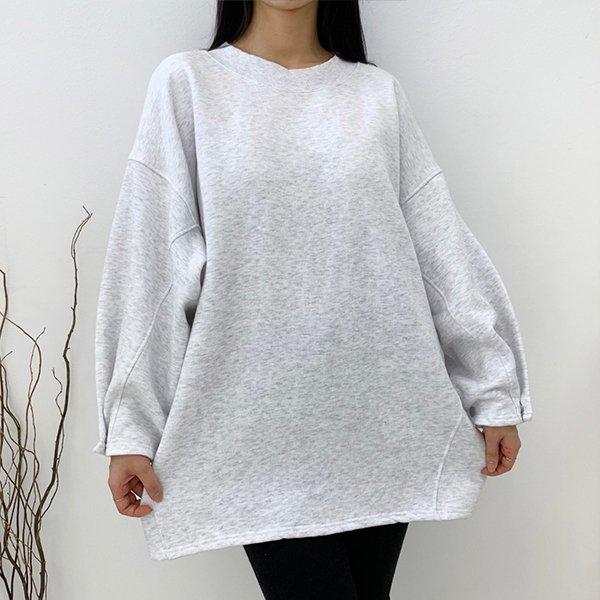 011 포인트돗도기모맨투맨 DBEC105 도매 배송대행 미시옷 임부복