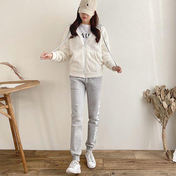 012 소프트레터링기모세트 DKBC337 도매 배송대행 미시옷 임부복