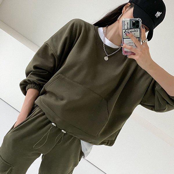 001 이지스토퍼기모맨투맨 DSOC351 도매 배송대행 미시옷 임부복