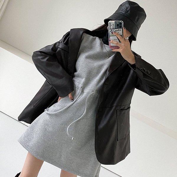 001 러블리기모코튼원피스 DSOC352 도매 배송대행 미시옷 임부복