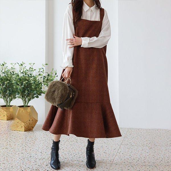 001 크라운스퀘어롱원피스 DMJC358 도매 배송대행 미시옷 임부복