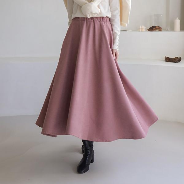 001 살랑밴딩A라인스커트 DMJC365 도매 배송대행 미시옷 임부복