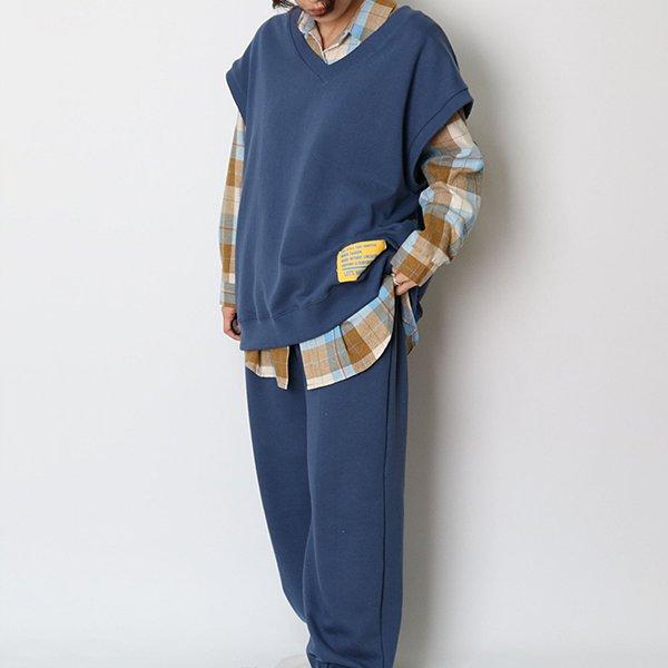 102 패치조끼조거트레이닝 DHGC759 도매 배송대행 미시옷 임부복