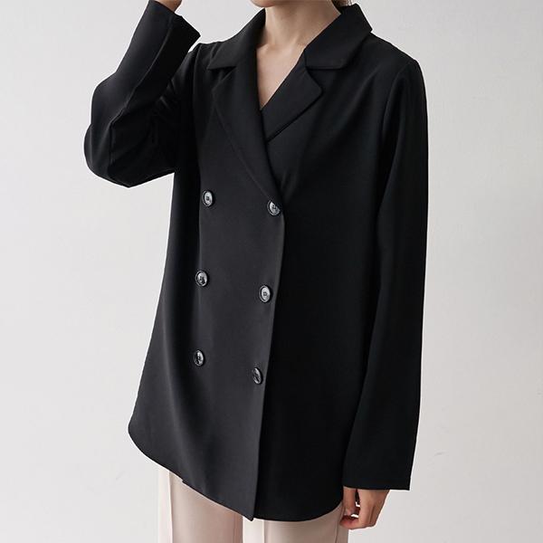 102 모던테일러드오버자켓 DNBC766 도매 배송대행 미시옷 임부복