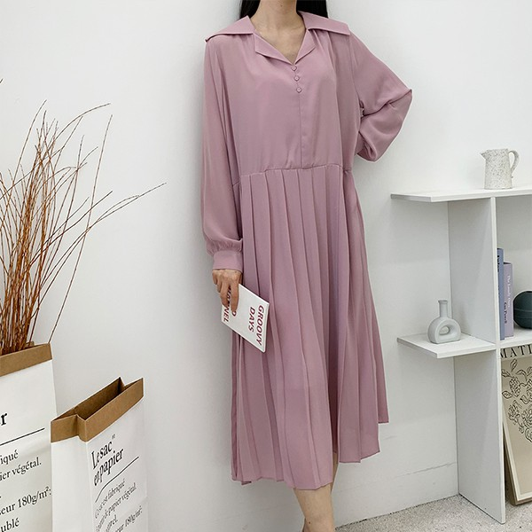 103 베리오픈카라롱원피스 DTGC802 도매 배송대행 미시옷 임부복