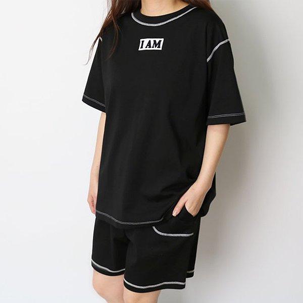 104 아이엠오버핏밴딩세트 DHGE123 도매 배송대행 미시옷 임부복