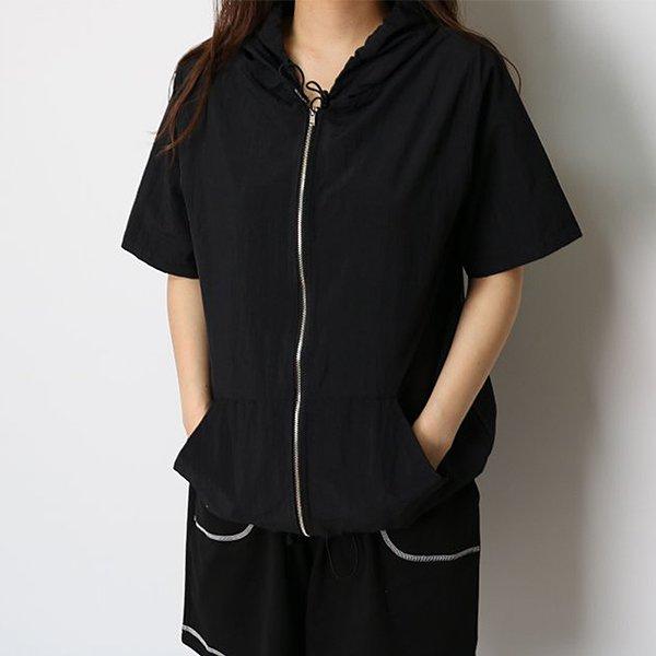 104 내추럴스트링바람막이 DHGE142 도매 배송대행 미시옷 임부복