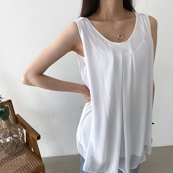 104 메이비셔링쉬폰롱나시 DIRE147 도매 배송대행 미시옷 임부복