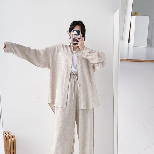104 소프트박시핏린넨셔츠 DEZE155 도매 배송대행 미시옷 임부복