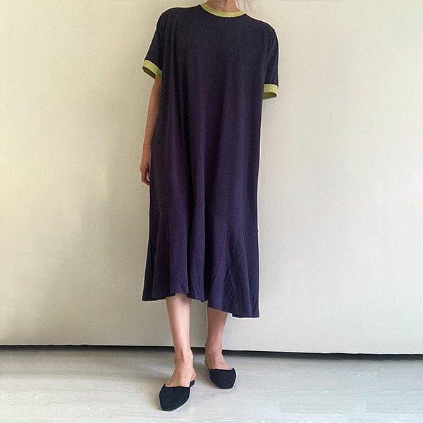 105 매직셔링코튼롱원피스 DTGE266 도매 배송대행 미시옷 임부복