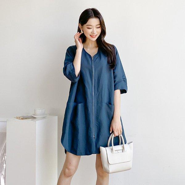 106 클립노카라썸머사파리 DIRE278 도매 배송대행 미시옷 임부복