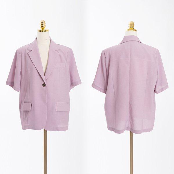 107 깔끔한슬림핏썸머자켓 DCME473 도매 배송대행 미시옷 임부복