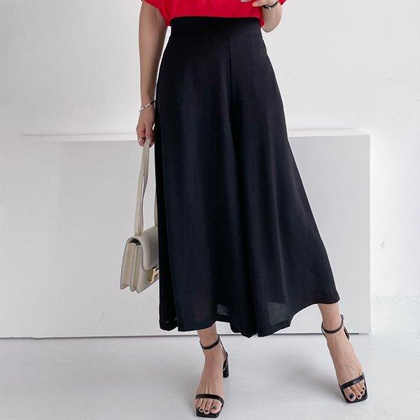 107 파우드밴딩스커트팬츠 DNBE483 도매 배송대행 미시옷 임부복