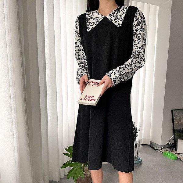 109 페미닌머메이드원피스 DBSE687 도매 배송대행 미시옷 임부복