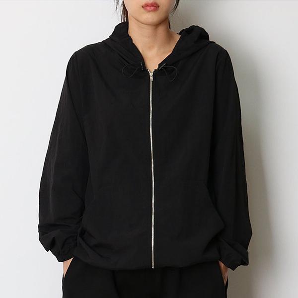 109 심플밑끈바람막이점퍼 DHGE699 도매 배송대행 미시옷 임부복