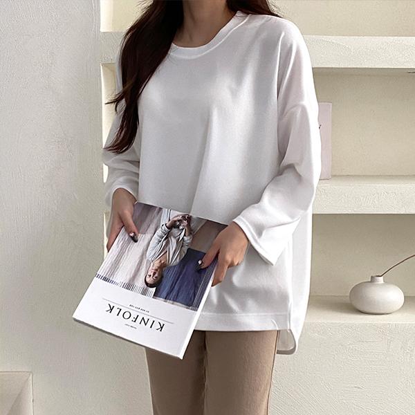 109 데일리트임언발티셔츠 DNOE701 도매 배송대행 미시옷 임부복
