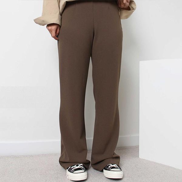 110 핀턱스판와이드슬랙스 DHGE848 도매 배송대행 미시옷 임부복