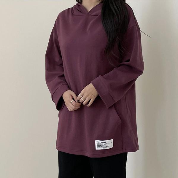 110 데일리미니패치후드티 DZYE871 도매 배송대행 미시옷 임부복
