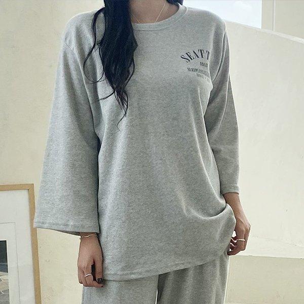 110 데일리시애틀루즈핏티 DZYE872 도매 배송대행 미시옷 임부복
